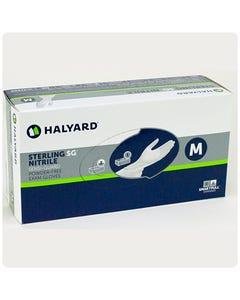 Halyard Nitrile Powder-free Exam Gloves