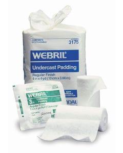Kendall Webril 100% Cotton Undercast Padding