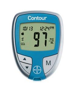 Bayer Contour Blood Glucose