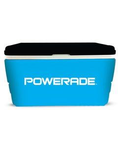 Blue Powerade Cooler 48qt Ice Chest