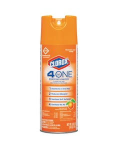 Clorox 4 in 1 Disinfectant and Sanitizer