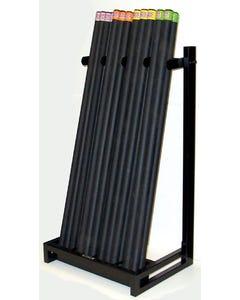 Vertical Aerobic Bar Rack