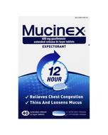 Mucinex Cold and Flu Relief Maximum Strength