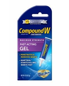 Compund WR Wart Remover Gel