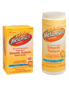 Metamucil Orange Smooth-Texture