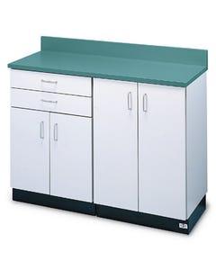 Hausmann Pro-Line Professional Cabinets B-402 Wall and Base