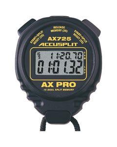 AX725 16 Memory, Dual Line Split, Professional Stopwatch