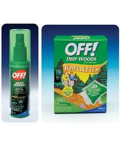 OFF! Deep Woods Sportsmen Insect Repellent