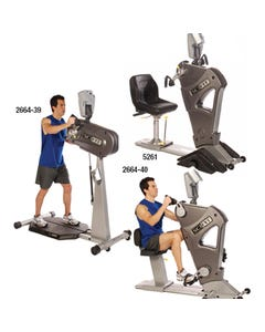 Scifit PRO Series - Upper Body & Total Body Exercisers