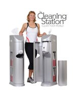 The Cleaning Station One-Stop Cleaning System