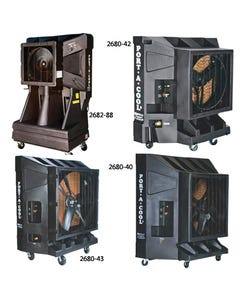 Portable Evaporative Cooling Units