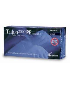 Trilon 2000 PF Patient Exam Gloves