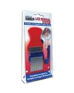 Medi Sweep Lice Removal System