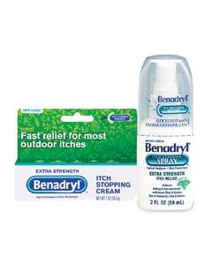 Benadryl Topical Spray