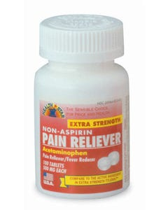 Non-Aspirin Pain Relief