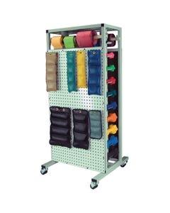 Cuff Weight & Dumbbell Storage Rack
