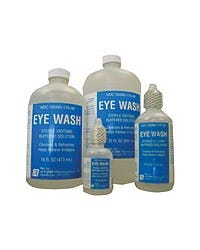 Sterile Eye Wash