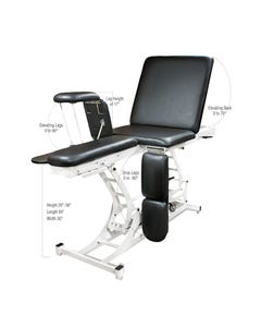 LAST - Leg & Shoulder Therapy Table