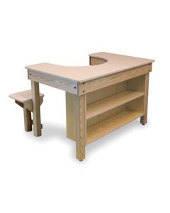 Single Whirpool Table
