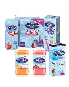Pedialyte Electrolyte Solutions