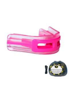 LoPRO Female Mouthguard Translucent Pink