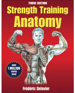 Strength Training Anatomy Book Second Edition