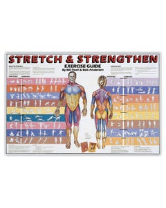 Stretch and Strengthen Chart