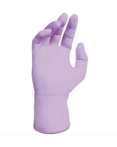 Halyard Lavender Nitrile, Powder-Free Exam Gloves