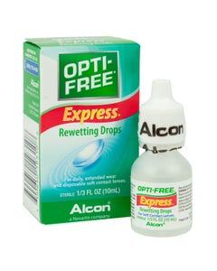 Opti-Free Express Rewetting Drops