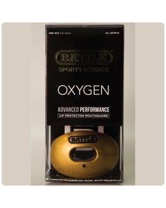 Battle Mouthguard Oxygen Lip Protector