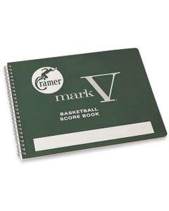 Cramer Mark V Basketball Score Book