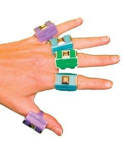 CanDo FingerWeights Exerciser