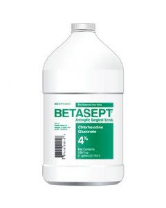 Betasept Antiseptic Surgical Scrub Gallon 4%