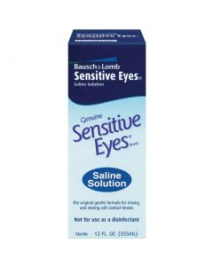 Bausch & Lomb Sensitive Eyes Plus