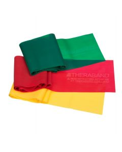 TheraBand Resistance Band Beginner Kit - Latex Free