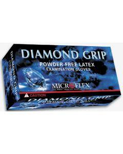Microflex Diamond Grip Powder-Free Gloves