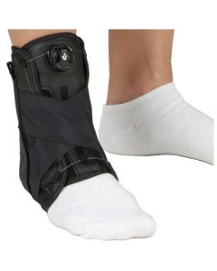 DeRoyal Sports Orthosis Ankle Brace Powered by the Boa Closure System