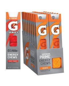 Gatorade Prime Energy Chews