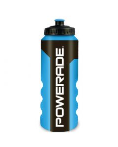Powerade 32 oz Water Bottle Blue