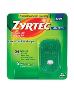 Zyrtec 24-Hour Allergy