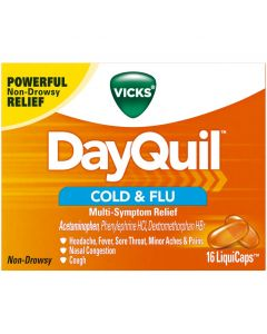 Vicks NyQuil and DayQuil