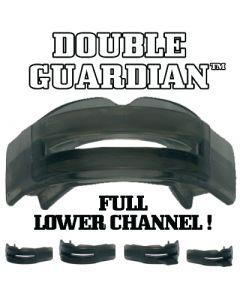 Double Guardian - Adult Translucent/Black