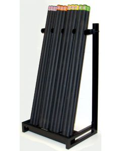 Vertical Aerobic Bar Rack
