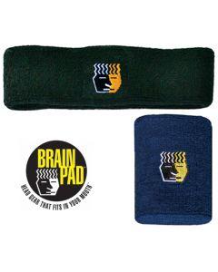 Brain Pad - Protective Headband & Wristbands