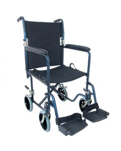 DMI Ultra Light Folding Transport Chair