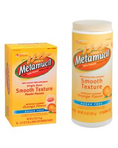 Metamucil Orange Smooth-Texture