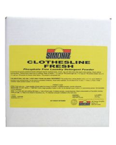 Simoniz Clothesline Fresh All-Purpose Laundry Detergent