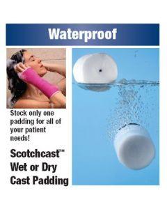 3M Scotchcast Wet/Dry Cast Padding