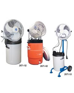 VersaMist Portable Self-Contained Mist Fan