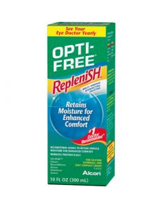 Opti-Free Replenish Multi-Purpose Solution